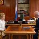 Матвиенко хочет в Пензу