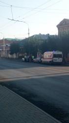 Пензенцы сообщили о кровавом побоище в центре города