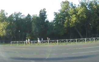 Появилось полное видео жестокой драки на день ВДВ в Пензе