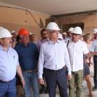 Белозерцев недоволен темпами строительства центра «На Ленинградской»