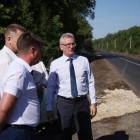 Губернатор увеличит финансирование сельских дорог