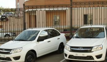 Пензенцам, пострадавшим на производстве, вручили ключи от новеньких машин
