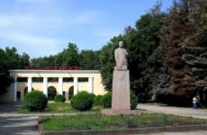 Back in USSR. Парк «Олимпийский» «покраснеет»