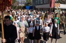Стало известно, сколько пензенцев приняли участие в детском крестном ходе