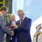 Белозерцева наградили грамотой президента РФ