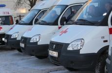 В Пензенскую область поступят 9 новеньких автомобилей «Скорой помощи»