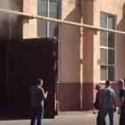 Пензенцы сообщили о пожаре на «Пензмаше»