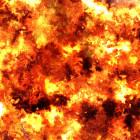 Обнародованы фото с места взрыва на заводе под Пензой