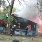 В результате пожара на Мельничной в Пензе погиб мужчина