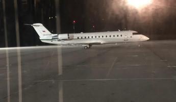 В пензенском аэропорту замечен тайный самолет бизнесмена из списка «Forbes» – источник