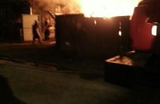 Соцсети - Страшный пожар в Пензенской области унес жизнь мужчины