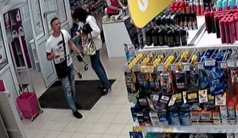 Пензенская полиция разыскивает злодея в наколках