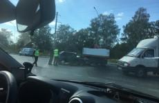 Появилось видео с места страшной аварии на Севере в Пензе