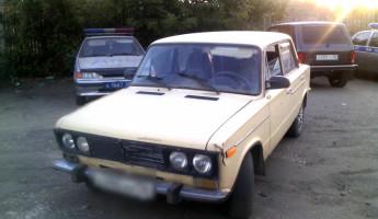 Двадцатилетний пензенец покатался «с ветерком» на угнанном автомобиле