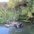Шок! Из реки под Пензой подняли авто с тремя трупами