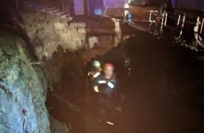 Пензенец провалился под землю и получил серьезные травмы