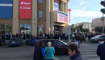 Из пензенского ЦУМа эвакуировали людей
