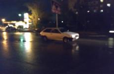 В Кузнецке «восьмерка» на полной скорости сшибла пешехода