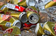 Пензенцы завалили мусором сквер возле кардиоцентра