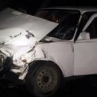 В Пензенской области столкнулись две легковушки. Есть пострадавшие...