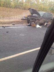 В ГИБДД прокомментировали массовую аварию под Пензой. Есть погибший