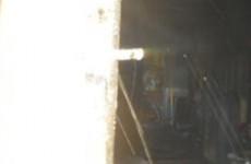 Бригада спасателей потушила страшный пожар в селе Ворона под Пензой