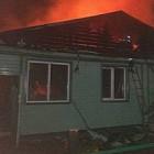 В результате страшного пожара на Курской в Пензе пострадал человек