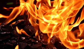 В Пензенской области сгорела котельная