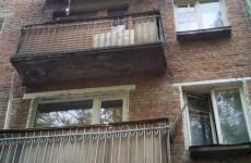 Шаг в пустоту: в Пензе мужчина умер, выйдя на балкон