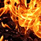 За ночь в Городищенском районе произошло сразу два серьезных пожара