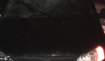 В Пензенской области «Лада» на полной скорости протаранила препятствие. Есть пострадавший