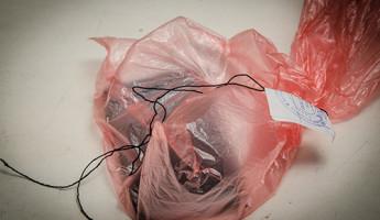 В Сердобском районе задержали мужчину с целым пакетом наркотиков