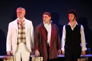 Спектакль Пензенского драмтеатра открыл «Российские театральные сезоны на Кипре»