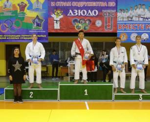 Пензенский дзюдоист стал призером «атомного» турнира в Балаково