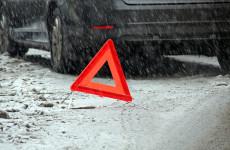 Пензенская ГИБДД предупредила о выпадении снега