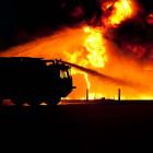Заводской район Пензы снова в огне