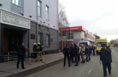 Смертником, подорвавшимся сегодня в здании УФСБ, оказался 17-летний подросток