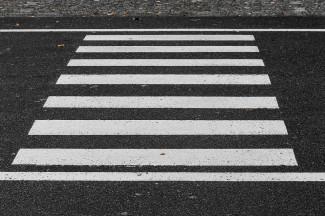 В Пензе автоледи «проворонила» пешехода и на полной скорости сбила его