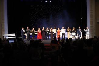 Всероссийская акция «Ночь искусств» прошла в Пензенском драматическом театре
