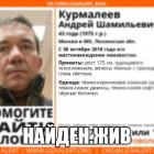 Пензенские волонтеры искали пропавшего Андрея Курмалеева почти неделю