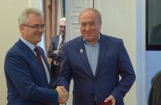 Главе «Термодома» официально вручена государственная награда
