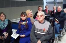 Пензенские литераторы устроили флешмоб в аэропорту