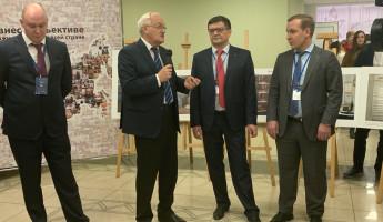 Николай Симонов напутствовал пензенских предпринимателей на успех