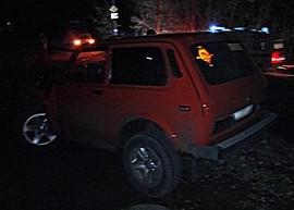 В Нижнем Ломове столкнулись «Лада Калина» и «Нива», есть пострадавший