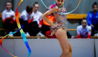 Пензенские гимнастки привезли из Бельгии шесть золотых медалей
