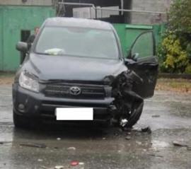На трассе в Пензенской области столкнулись сразу три автомобиля