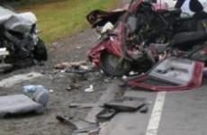 На трассе в Пензенской области разбились две легковушки