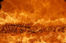 Страшный пожар в Пензенской области тушили 13 человек