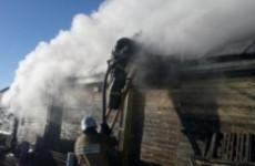 Страшный пожар в Пензенской области унес жизнь одного человека