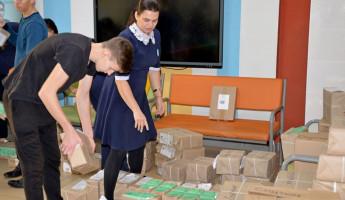 В этом месяце школы Пензенской области получат более 80 тысяч новых учебников
